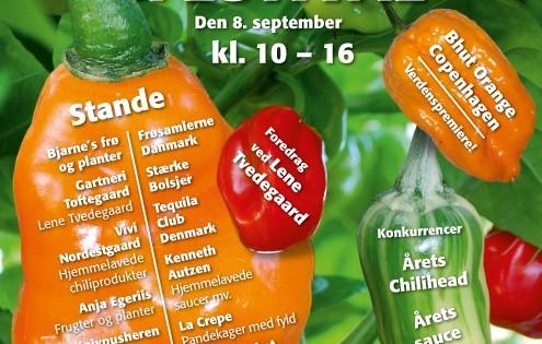 Chilifestival i Danmark 2012
